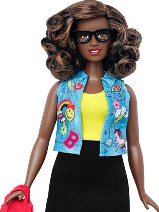 """I could cry just thinking about Barbie's latest makeover. It's a big deal."" (Mattel via AP)"