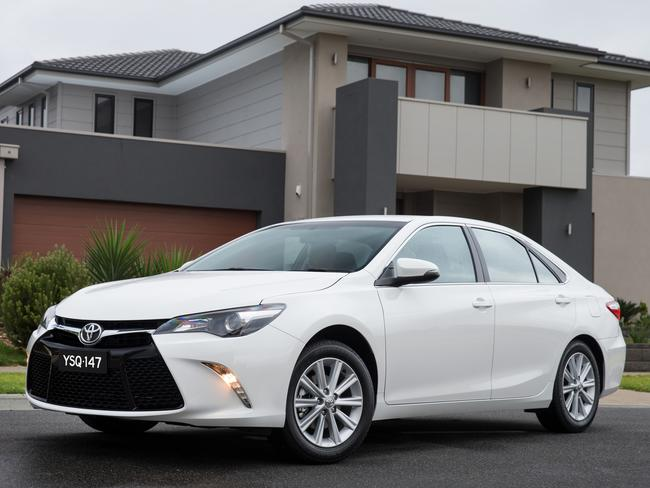 Toyota Camry Atara S: What happened to voice recognition?
