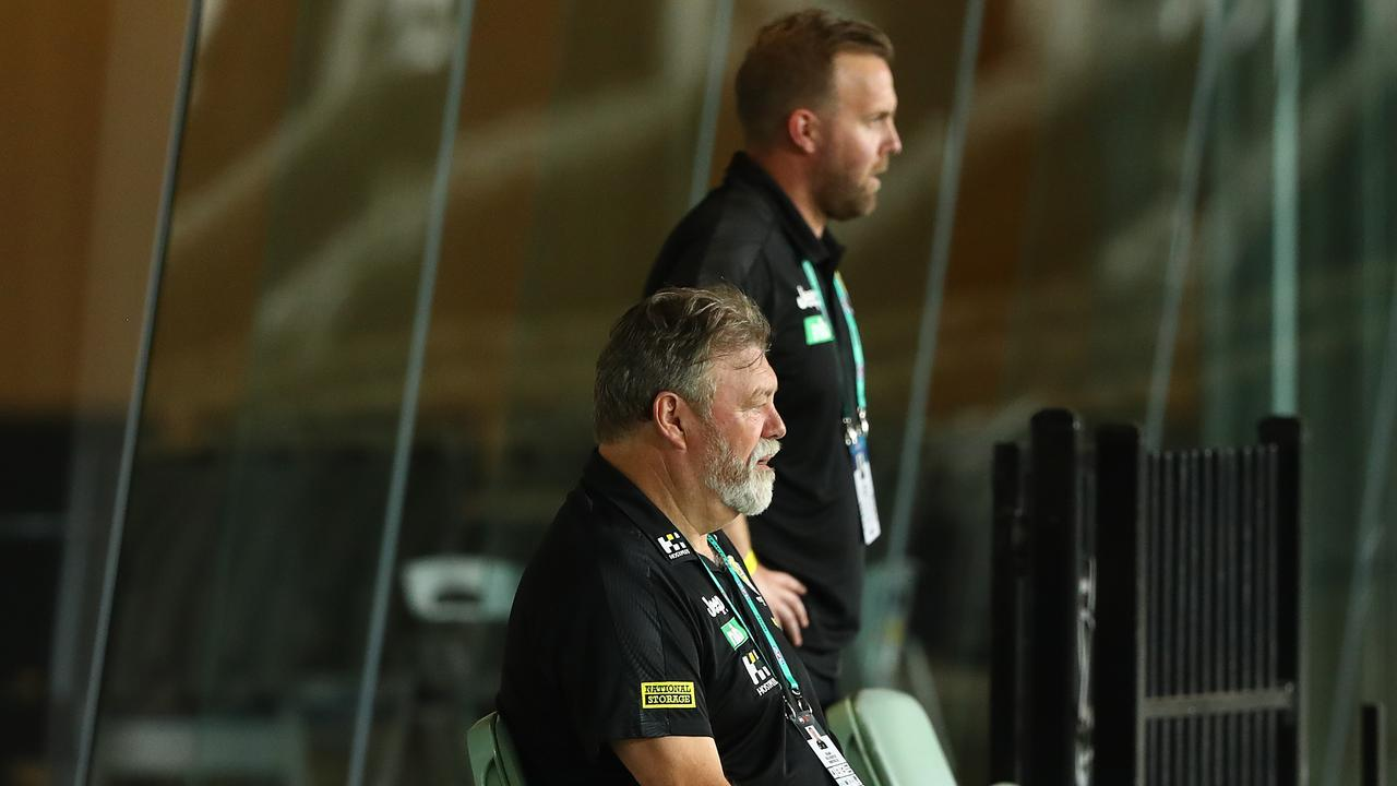 Neil Balme has warned the AFL not to overreact to the coronavirus. (Photo by Robert Cianflone/Getty Images)