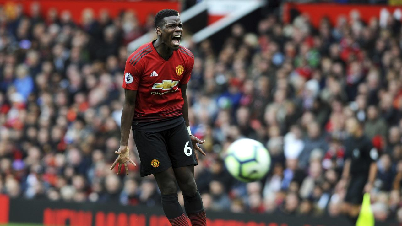 Mourinho confirmed Pogba will not captain the side.