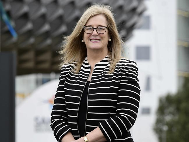 Professor Caroline McMillen is the state's new Chief Scientist, starting her three-year tenure in October. Picture: Bianca De Marchi