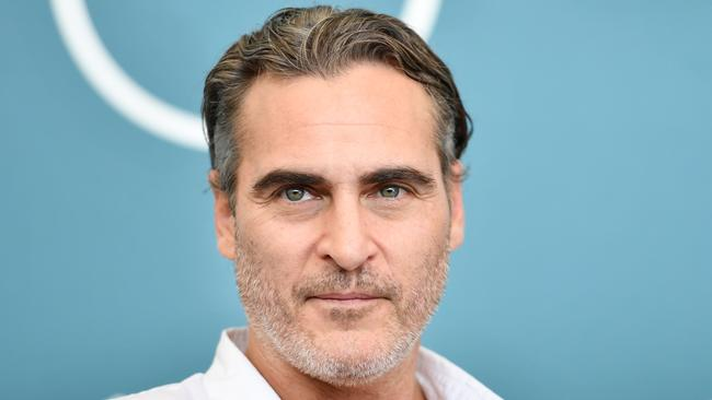 Joaquin Phoenix in 2019. Picture: AFP.