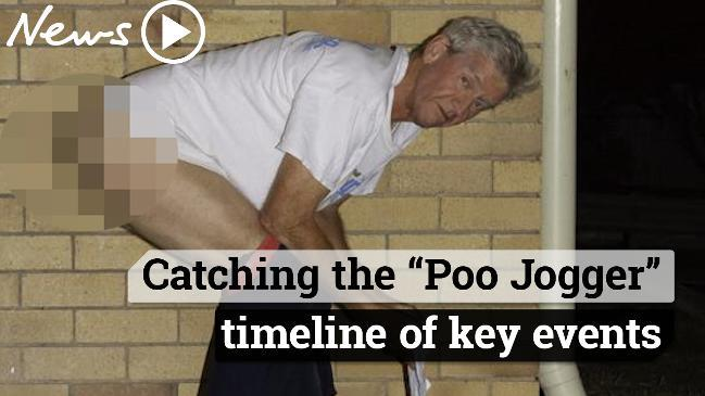 "Catching the ""Poo Jogger"""