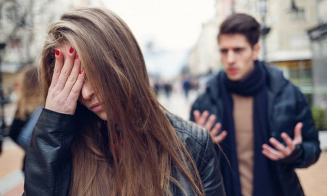 Narcissists may bully or intimidate you. Picture: iStock