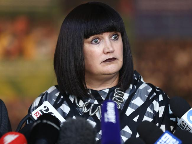 Rugby Australia CEO Raelene Castle is in the hot seat.