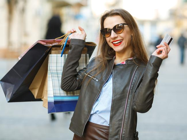 Shoppers need to have restraint otherwise they can quickly blow their budgets.