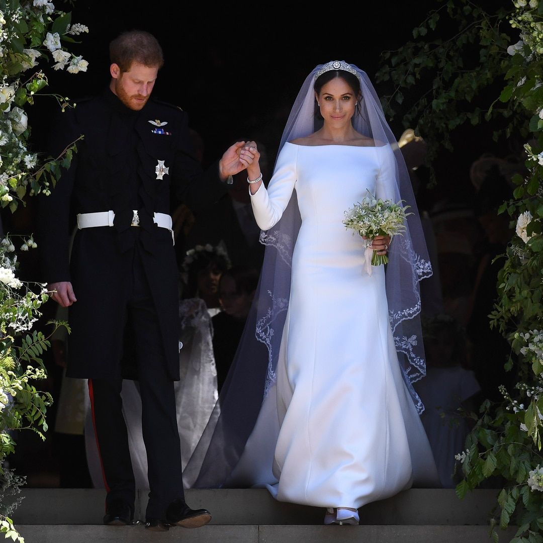 Prince Harry Wedding.This Is What Prince Harry Thought Of Meghan Markle S Wedding Dress