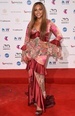 Jessica Mauboy arrives on the red carpet for the 30th Annual ARIA Awards 2016 at The Star on November 23, 2016 in Sydney, Australia. Picture: AAP