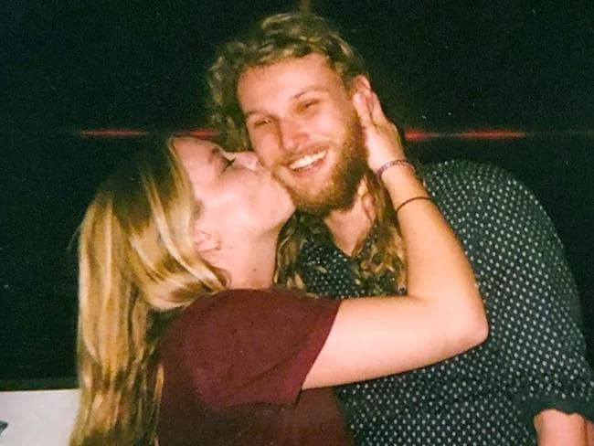 Lucas Fowler and girlfriend Chynna Deese who were killed in a grisly double homicide.
