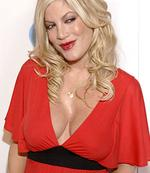 <p>Tori Spelling has faced no end of ridicule for her botched boob job.</p>