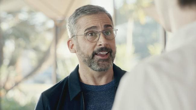 Steve Carell joins the star power for the famed run of commercials. Picture: PepsiCo via AP