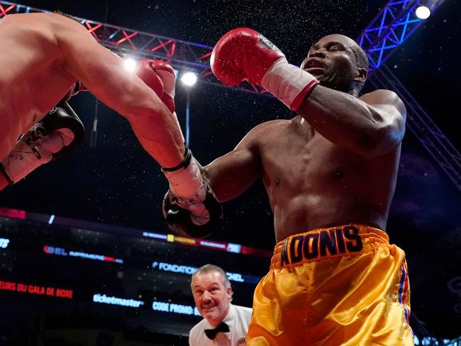 Adonis Stevenson is reportedly in a stable condition in hospital.