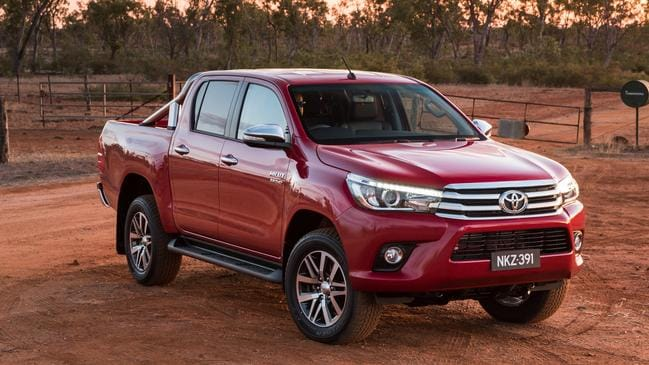 Problems with the Toyota HiLux are quickly and widely documented. Picture: Supplied.