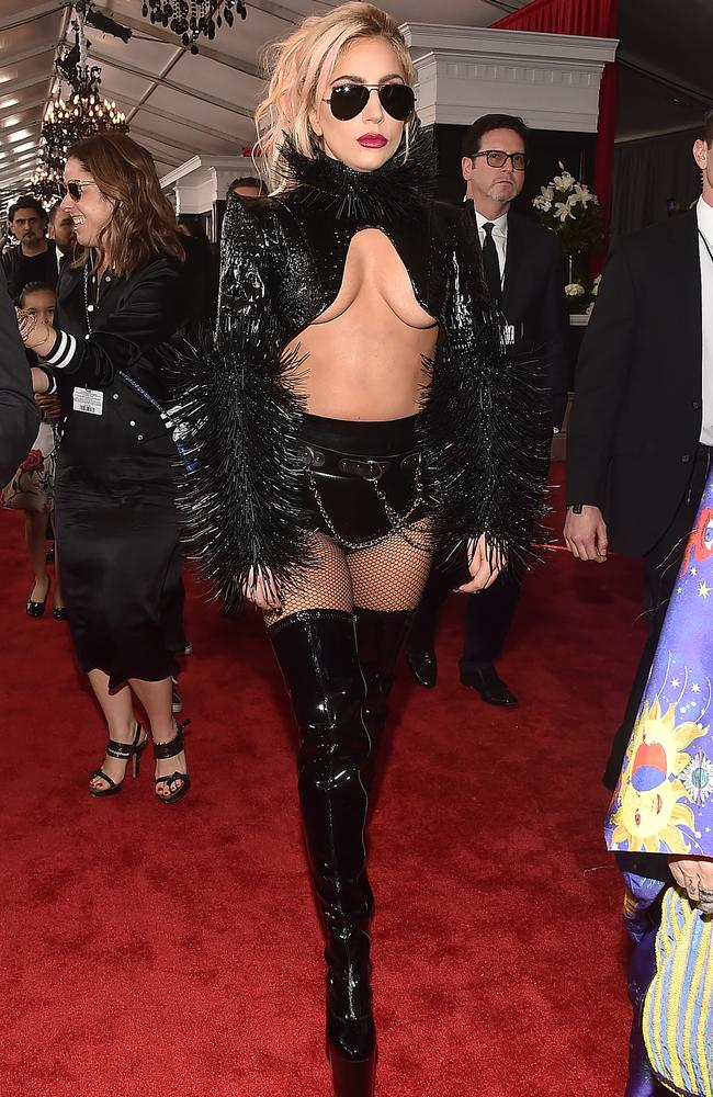 Don't mess with Lady Gaga. Picture: Getty Images