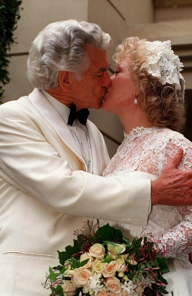The revelation of Bob Hawke and Blanche d'Alpuget's 20-year affair scandalised Australia.