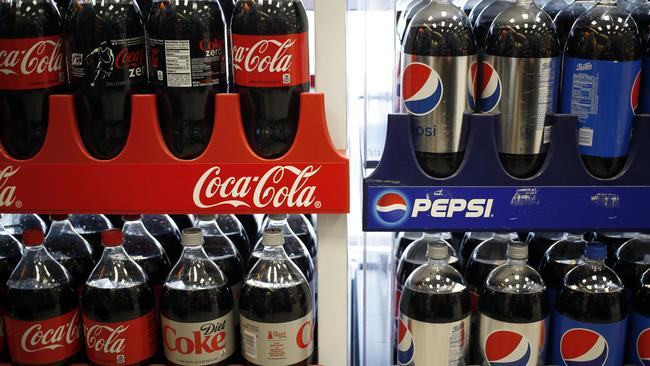 Domino's will stock Pepsi products over Coca-Cola from September. Picture: Luke Sharrett/Bloomberg