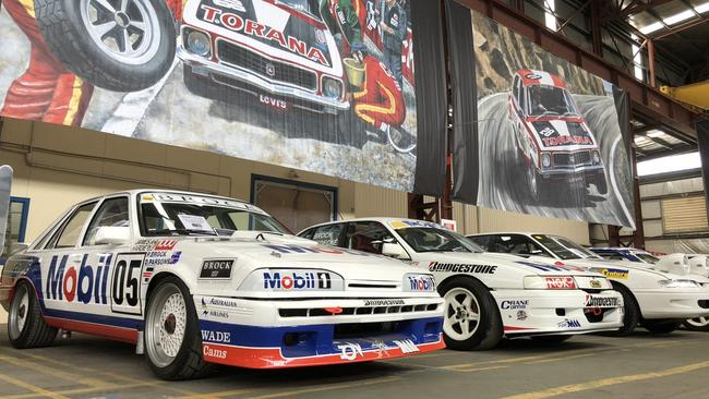 Peter Brock collection auction Bathurst, October 2018. Picture: Joshua Dowling.