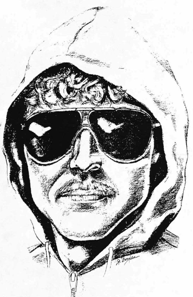 A 1994 FBI artist sketch of the Unabomber. (Artwork: Jeanne Boylan) USA bomb explosion /Bomb/explosions/Overseas