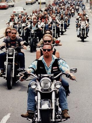 Police intelligence report exposes Hells Angels true colours