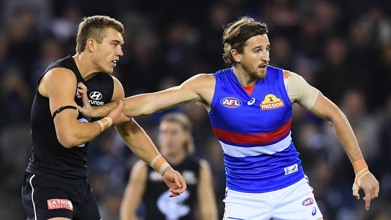 Patrick Cripps and Marcus Bontempelli should both be locks. (Photo by Quinn Rooney/Getty Images)