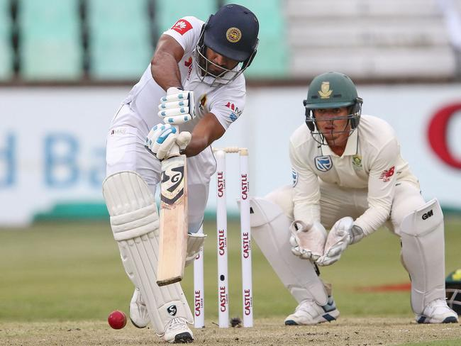 Sri Lanka is in control after day one.