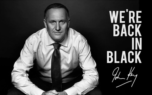 John Key and the National government in NZ rolled out this campaign in 2014.
