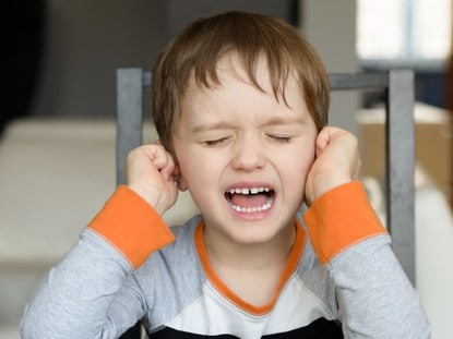 Children often don't listen when you yell. Or they learn to yell back, Lillian Saleh has discovered. Picture: iStock