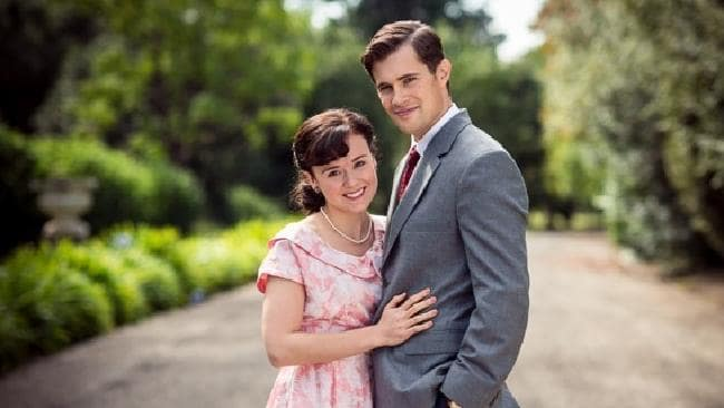 Haunting storyline ... There's a scene in the new season of A Place To Call Home that left David Berry an emotional wreck for days. Picture: Supplied