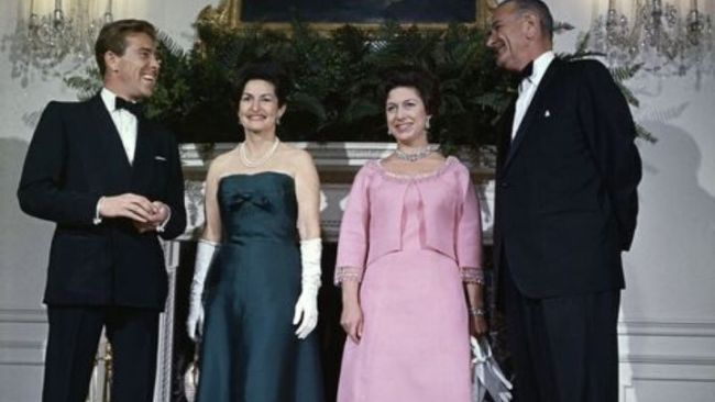 Nobody really knows what happened during Princess Margaret's visit to the White House. Image: Getty