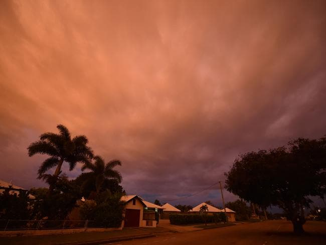 Cyclone Debbie devastated parts of Queensland but has cooled the ocean waters. Picture: Peter Parks