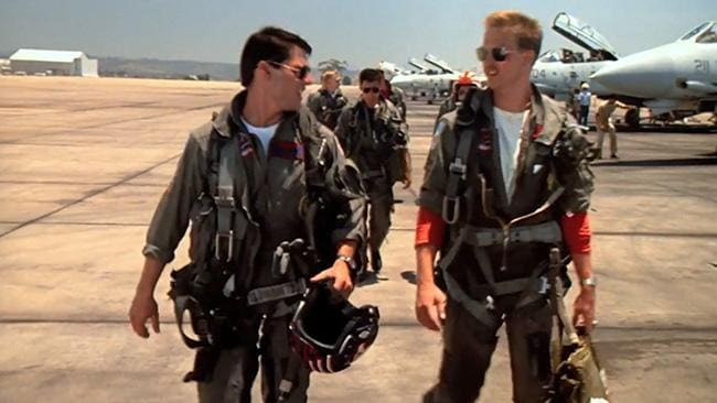 Top Gun - Trailer (1986)