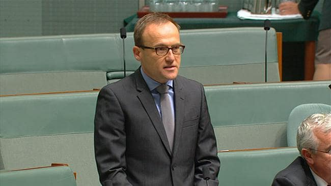 Adam Bandt challenges government over Safe Schools review