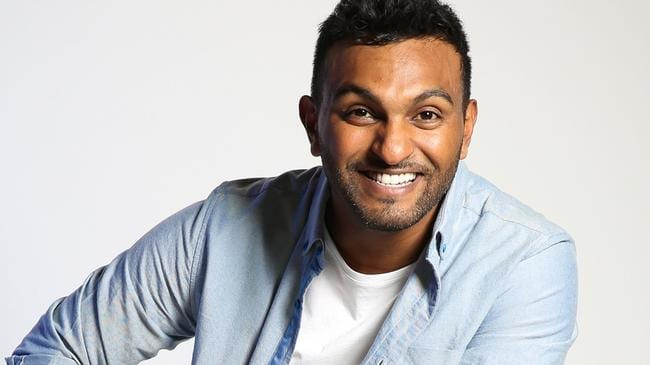 Nazeem Hussain says he's been banned from all NSW beaches.