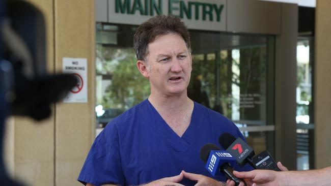 Dr Michael Gannon, the head of the Ausralian Medical Association, says the freeze on Medicare rebates must be ended.