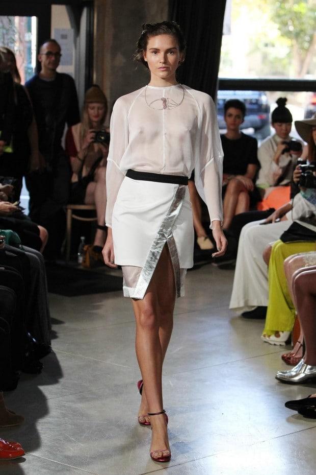 Michael Lo Sordo Australian Fashion Shows S/S2012/13