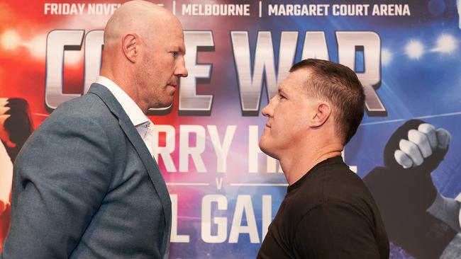 Hall v Gallen: Which code will earn the bragging rights?
