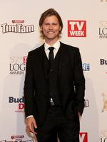 Tim Phillipps on the red carpet at the 2015 Logie Awards at Crown Casino in Melbourne. Picture: Julie Kiriacoudis