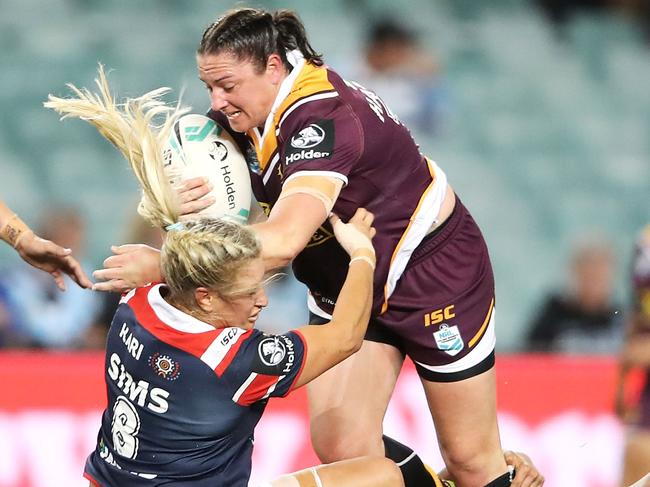 Fans were impressed with the inaugural season of NRLW. Pic: Getty Images