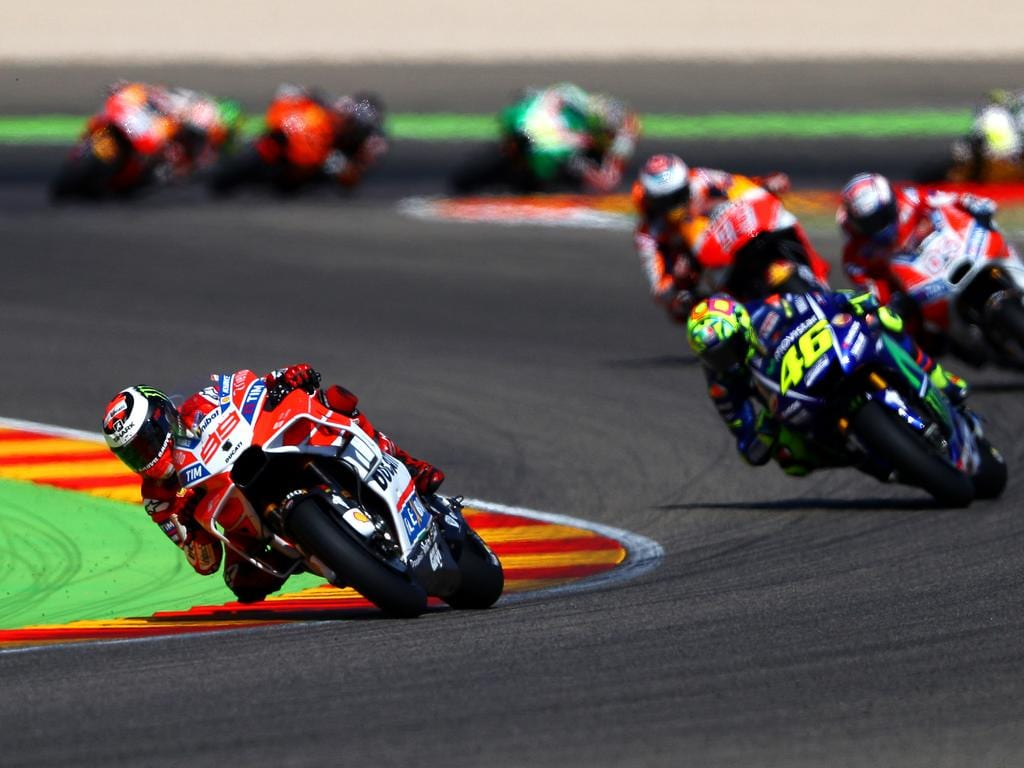 MotoGP of Aragon - Race