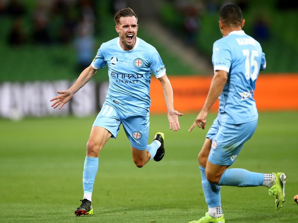 A-League - Melbourne City FC v Western Sydney Wanderers FC