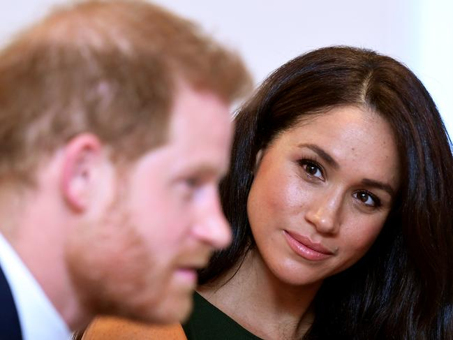 Prince Harry, Duke of Sussex and Meghan, Duchess of Sussex. Picture: Getty