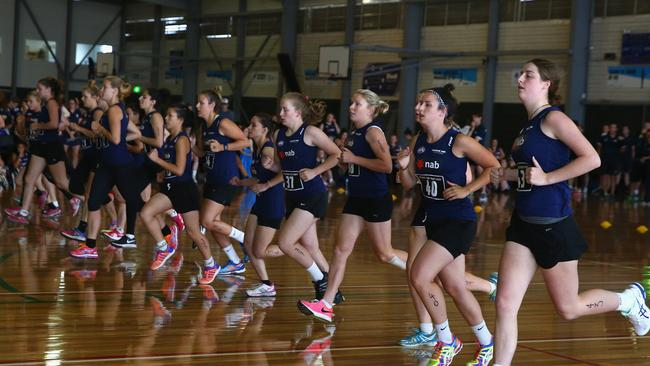 Darren Flanigan says there's enough talent for 10 women's teams in 2017. Photo: Robert Cianflone/Getty Images