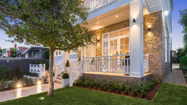 This home in the Brisbane suburb of Ascot just sold for $4.25m.