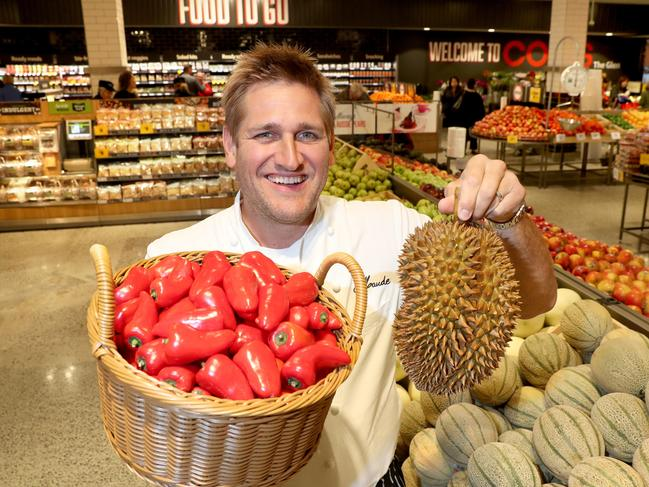 Mr Little argued Australians were overly smug about our local food. Picture: David Geraghty/The Australian.
