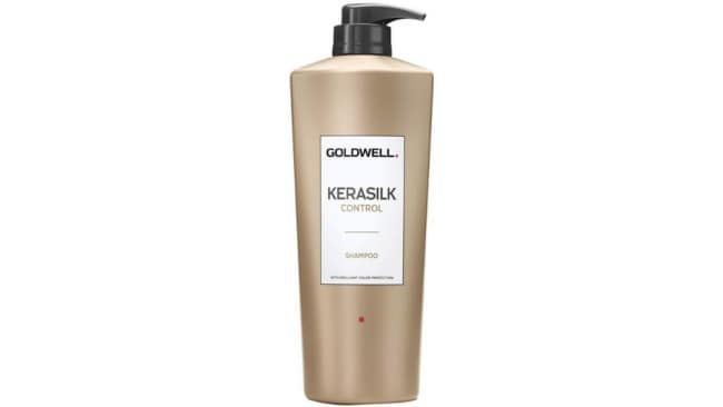 Goldwell Kerasilk Control Shampoo ($58.95, at Oz Hair and Beauty)