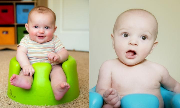 The Bumbo Seat: Is it good or bad for baby's development?