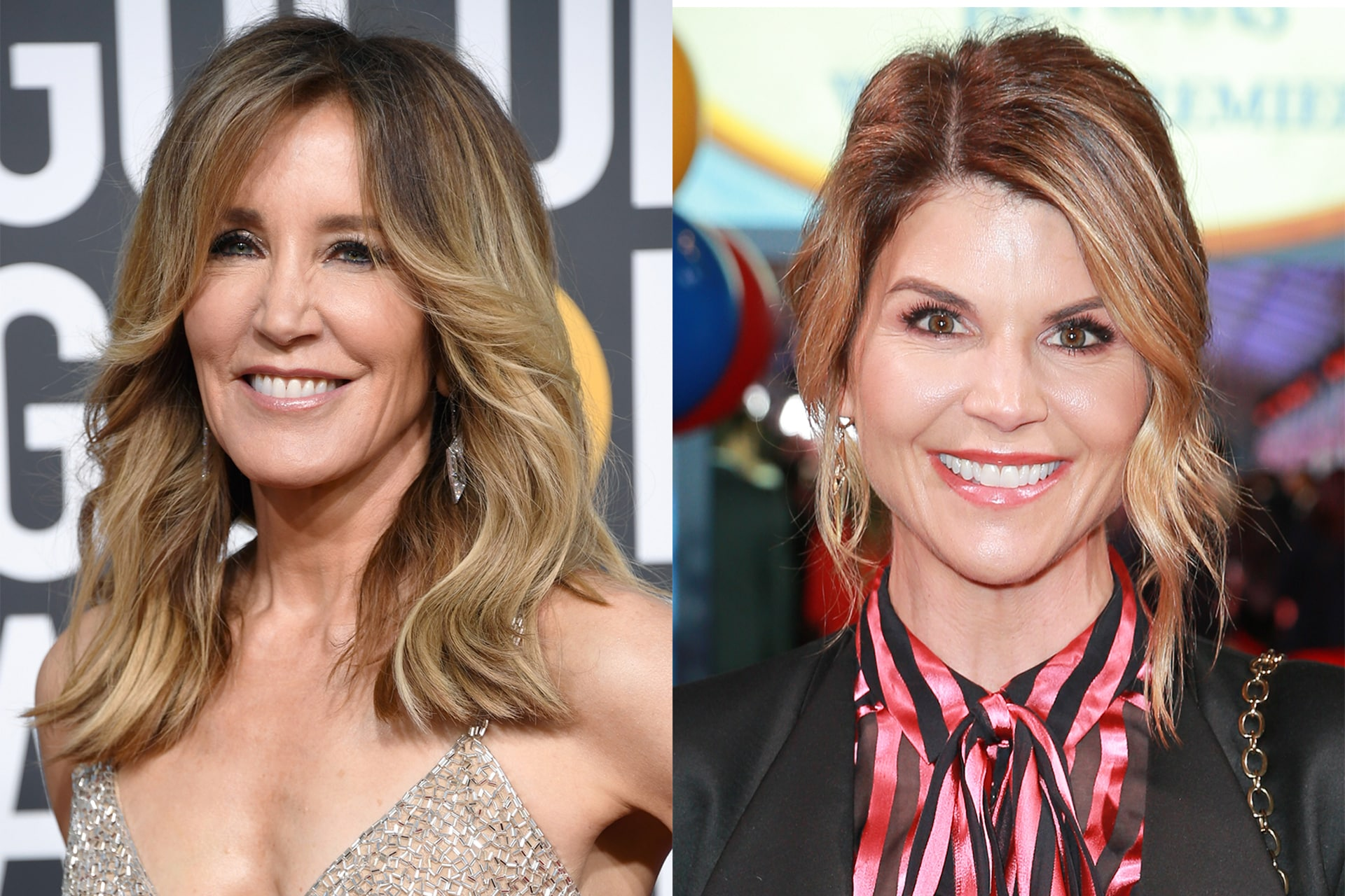 Everything to know about the college admissions scam involving Lori Loughlin and Felicity Huffman