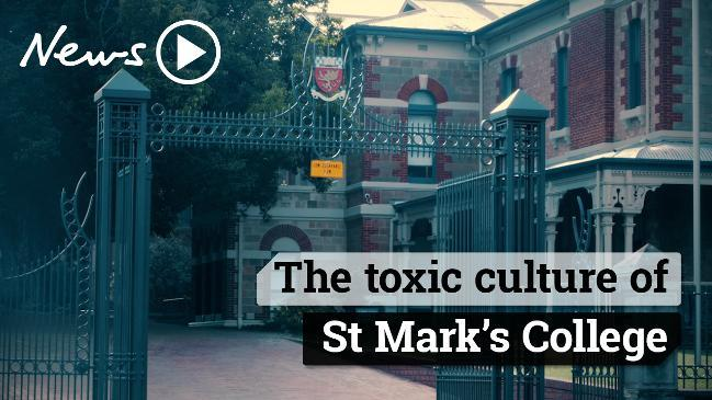 The toxic culture of St Marks College