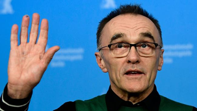 Danny Boyle abruptly quit the project in August