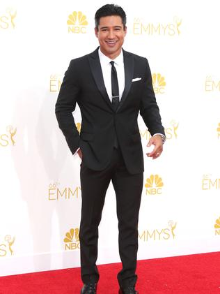 Mario Lopez attends the 66th Annual Primetime Emmys.